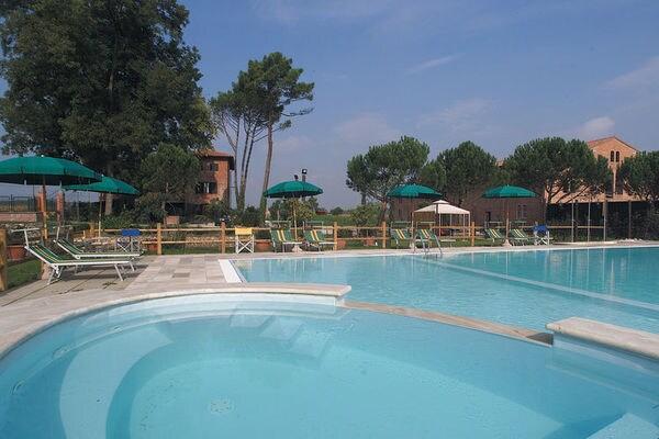 Vakantie accommodatie Montecatini Terme Toscane 5 personen