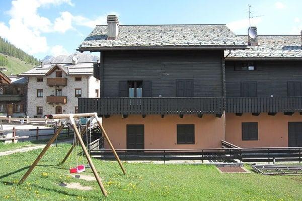 Vakantie accommodatie Livigno Italiaanse meren,Lombardije,Noord-Italië 6 personen