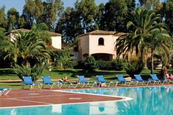 Vakantie accommodatie Sardinië Italië 4 personen