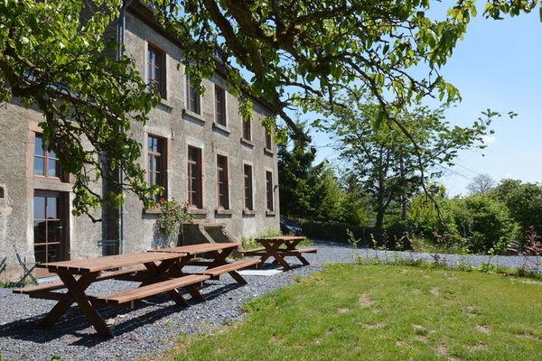 Parettois in Belgium - a perfect villa in Belgium?