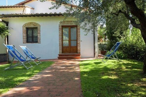 Vakantie accommodatie San Vivaldo Toscane,Florence en omgeving 6 personen