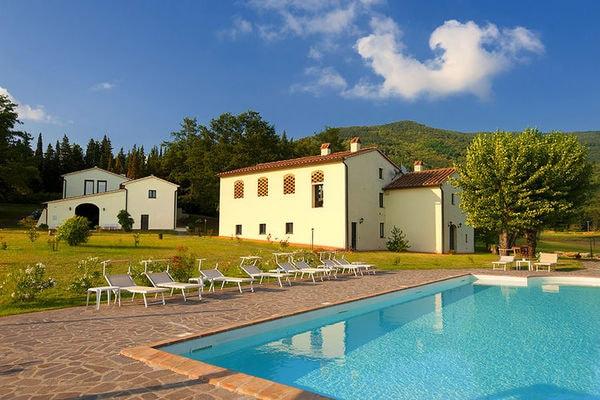 Vakantie accommodatie Prato Noord-Italië,Toscane,Florence en omgeving 6 personen