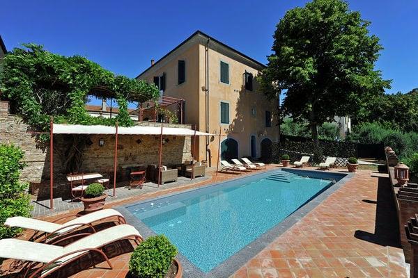 Villa Peccioli
