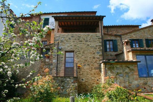Vakantie accommodatie Chianni Toscane,Toscaanse Kust 6 personen