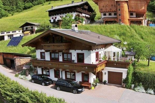 Appartement Viehhofen - Eva