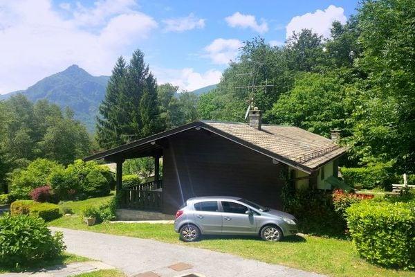 Vakantie accommodatie Trarego Italiaanse meren,Lago Maggiore,Noord-Italië,Piemonte 6 personen