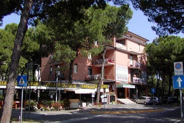 Vakantie accommodatie Rosolina Adriatische kust,Noord-Italië,Veneto / Venetië 4 personen
