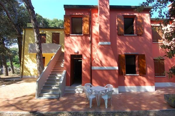 Vakantie accommodatie Adriatische kust,Noord-Italië,Veneto / Venetië Italië 6 personen