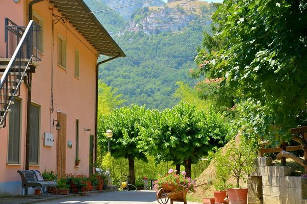 Vakantie accommodatie Lucca Noord-Italië,Toscane 6 personen