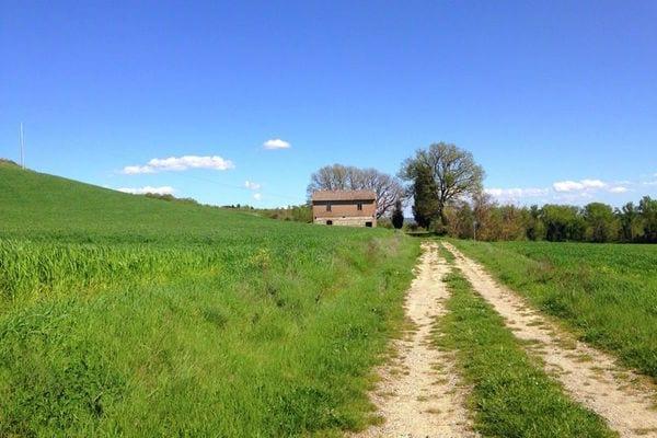 Vakantie accommodatie Sarteano Toscane,Siena en omgeving 6 personen