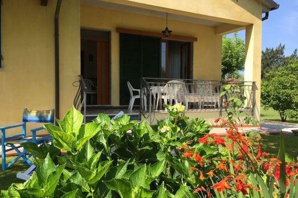 Vakantie accommodatie Massa Noord-Italië,Toscane,Toscaanse kust,Toscaanse Kust 5 personen