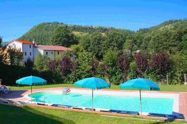 Vakantie accommodatie Sellano Umbrië 2 personen