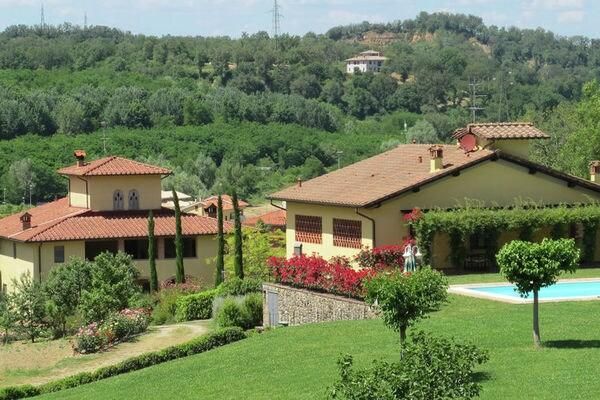 Vakantie accommodatie San Giovanni Valdarno Toscane,Florence en omgeving 5 personen