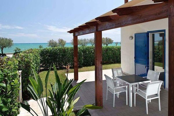 Vakantie accommodatie Marina di Modica Sicilië 5 personen