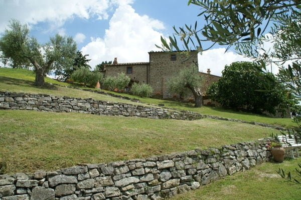 Vakantie accommodatie Arcidosso Toscane 6 personen