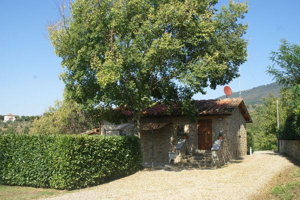 Vakantie accommodatie San Donato Fronzano Toscane,Florence en omgeving 4 personen