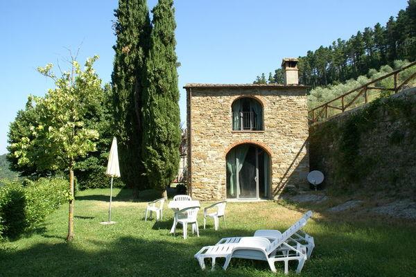 Vakantie accommodatie Dicomano Noord-Italië,Toscane,Florence en omgeving 6 personen