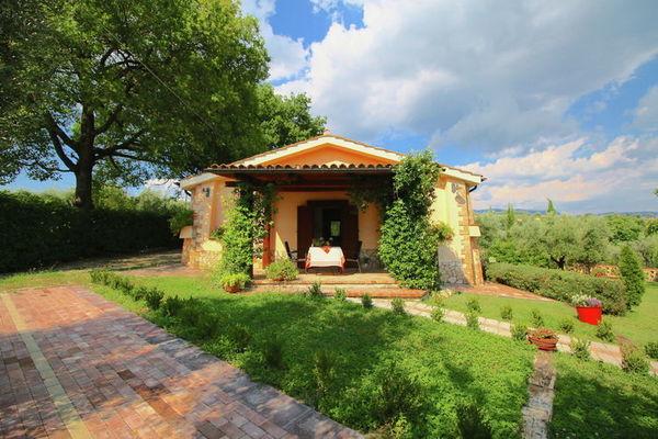 Vakantie accommodatie Selci Rome / Lazio 2 personen