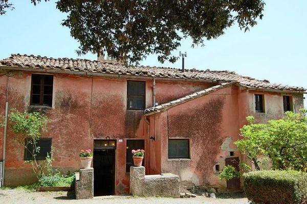 Vakantie accommodatie Sarteano Toscane,Siena en omgeving 5 personen