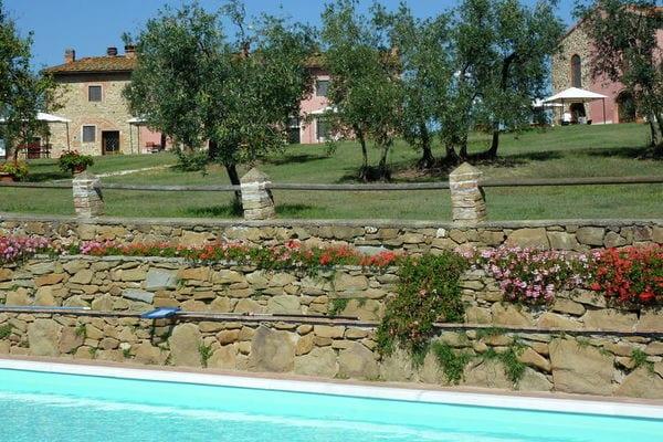 Vakantie accommodatie Capraia e Limite Toscane,Florence en omgeving 4 personen