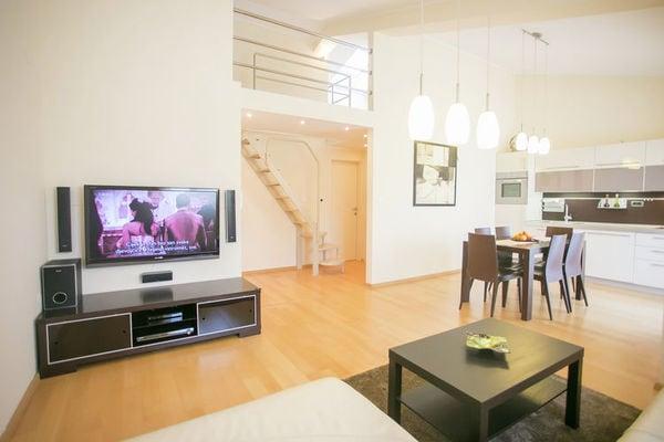 Beautiful Apartment Arman with Balcony