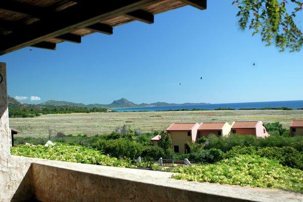 Vakantie accommodatie Castiadas Sardinië 4 personen