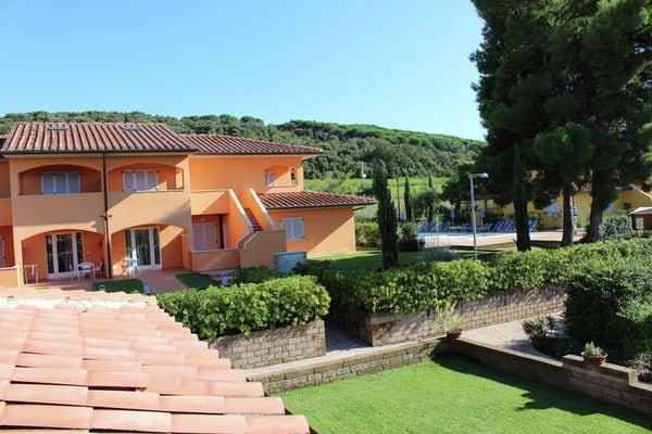 Vakantie accommodatie Scarlino Toscane,Toscaanse kust,Toscaanse Kust 7 personen