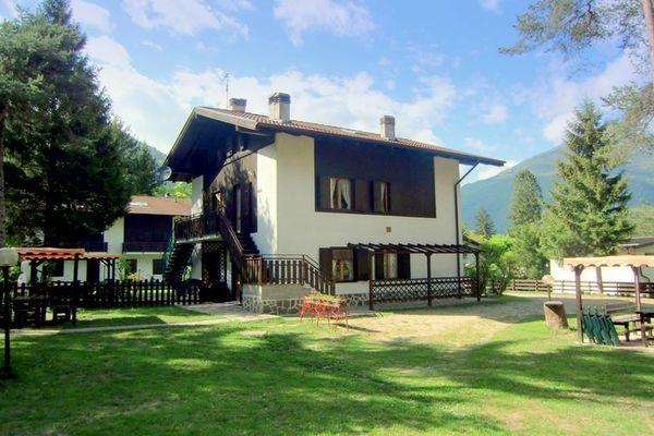 Vakantie accommodatie Pieve di Ledro Trentino-Zuid-Tirol,Italiaanse meren,Ledromeer,Noord-Italië 6 personen