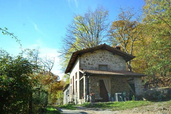 Vakantie accommodatie San Marcello Pistoiese Noord-Italië,Toscane 4 personen