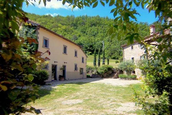 Vakantie accommodatie San Godenzo Noord-Italië,Toscane,Florence en omgeving 6 personen