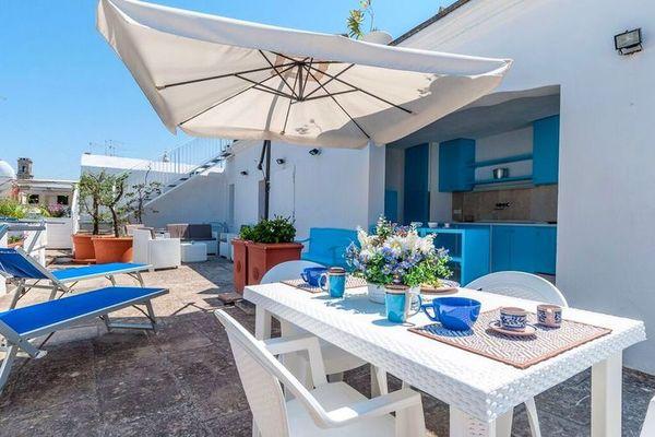 Vakantie accommodatie Puglia Italië 6 personen