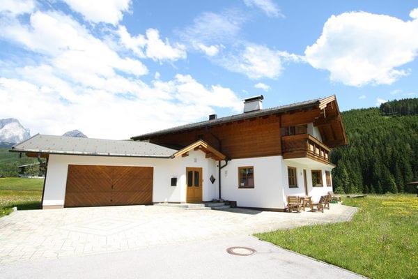 Chalet Filzmoos in Austria - a perfect villa in Austria?