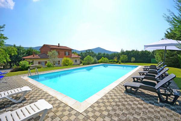 Vakantie accommodatie Cortona Toscane 10 personen
