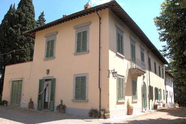 Vakantie accommodatie Segalari Toscane,Florence en omgeving 23 personen