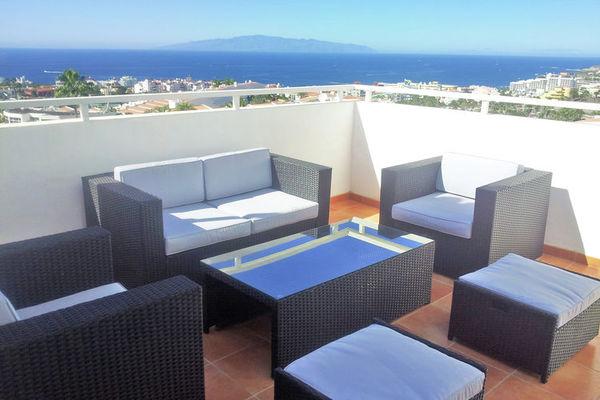 Vakantie accommodatie Canarische Eilanden,Tenerife Spanje 4 personen