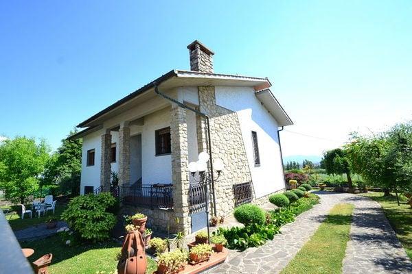 Vakantie accommodatie Pistoia Noord-Italië,Toscane 5 personen