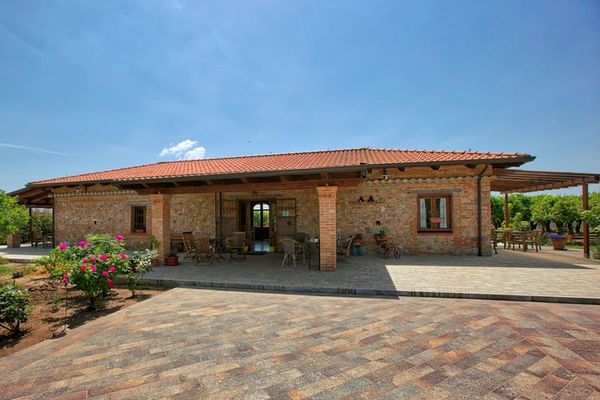 Vakantie accommodatie Calabria Italië 9 personen