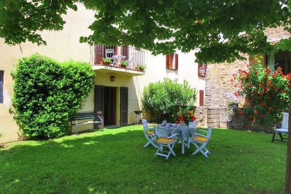 Vakantie accommodatie Pergine Valdarno Toscane 4 personen