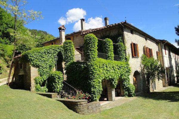 Vakantie accommodatie Marradi Noord-Italië,Toscane,Florence en omgeving 6 personen