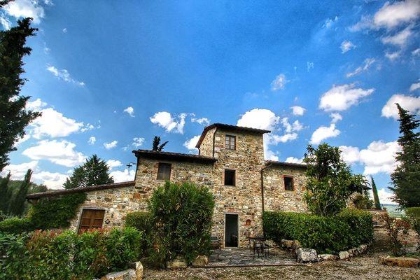 Vakantie accommodatie Radda In Chianti Toscane,Florence en omgeving,Siena en omgeving 4 personen