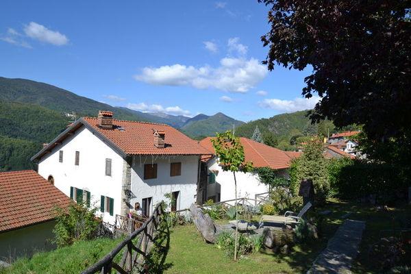 Vakantie accommodatie San Marcello Pistoiese Noord-Italië,Toscane 9 personen