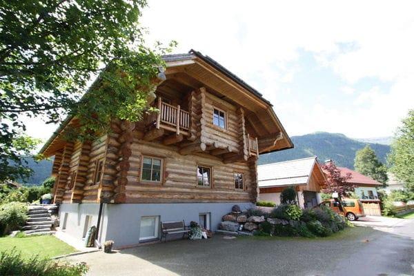 Janna in Austria - a perfect villa in Austria?