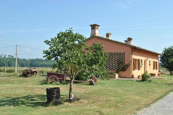 Vakantie accommodatie Santa Croce sull'Arno Toscane,Pisa-Lucca en omgeving 7 personen