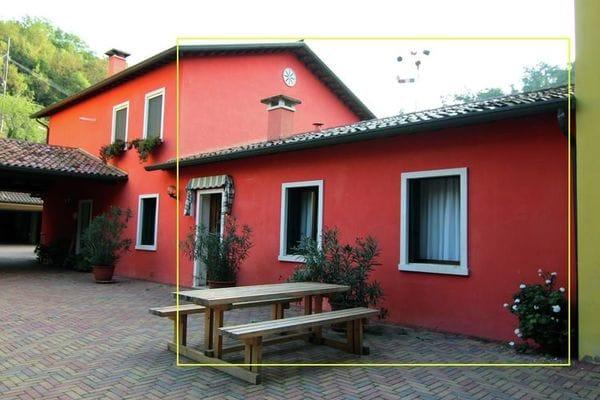 Vakantie accommodatie Noord-Italië,Veneto / Venetië Italië 5 personen