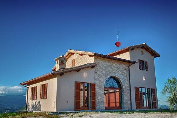 Vakantie accommodatie Sant'Angelo in Vado Le Marche 6 personen