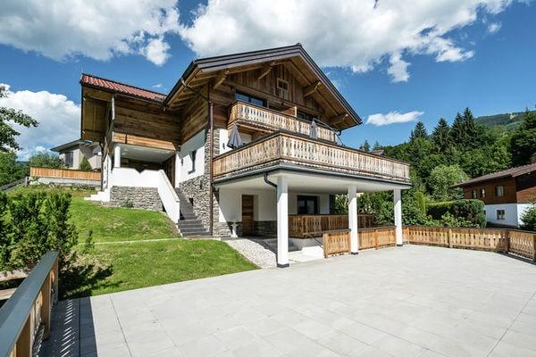 Mozarts Lodge in Austria - a perfect villa in Austria?