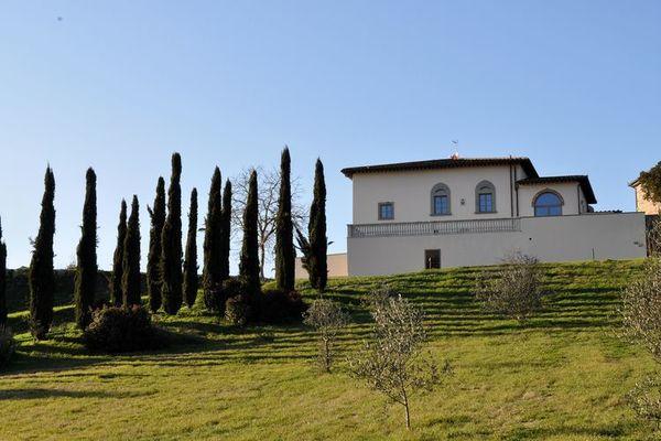 Vakantie accommodatie San Giusto A Fortuna Noord-Italië,Toscane,Florence en omgeving 6 personen