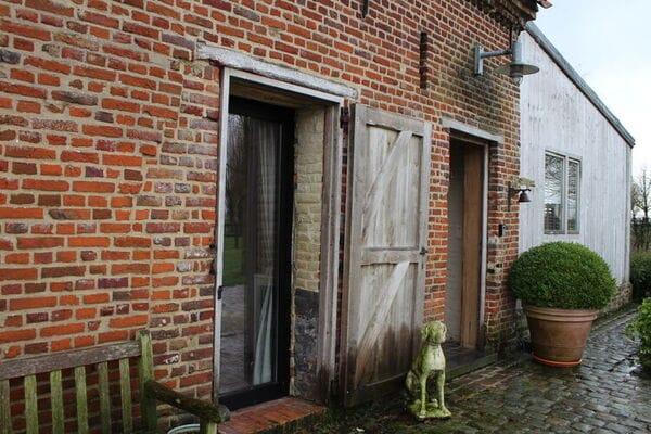 Mooie boerderij in Pittem met een privétuin - Boerderijvakanties.nl