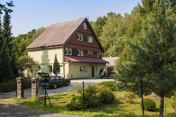 House in Kaszubski Park