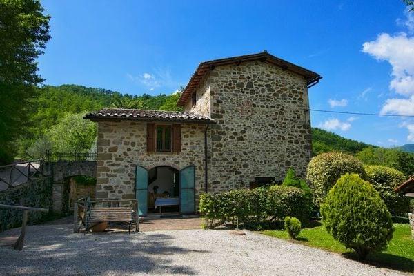 Vakantie accommodatie Lisciano Niccone Umbrië 3 personen
